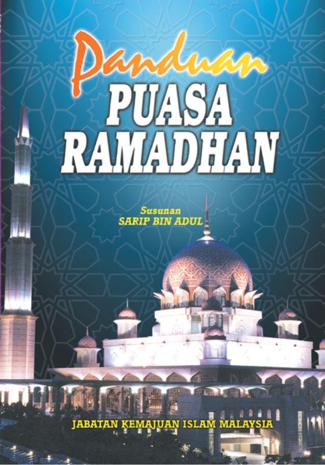 Risalah ramadan 000 panduan ehya ramadan