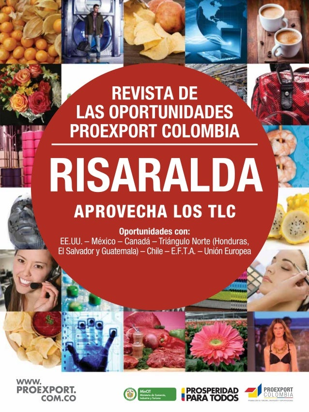 Proexport Cartillas TLC - Risaralda