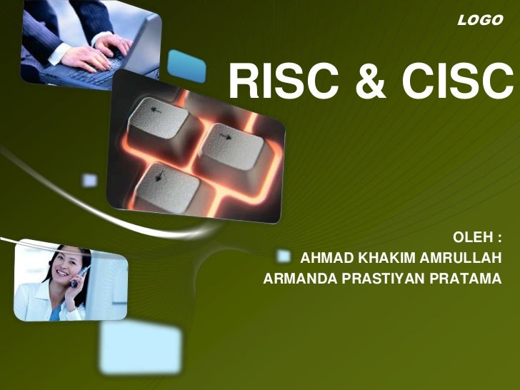 RISC dan CISC