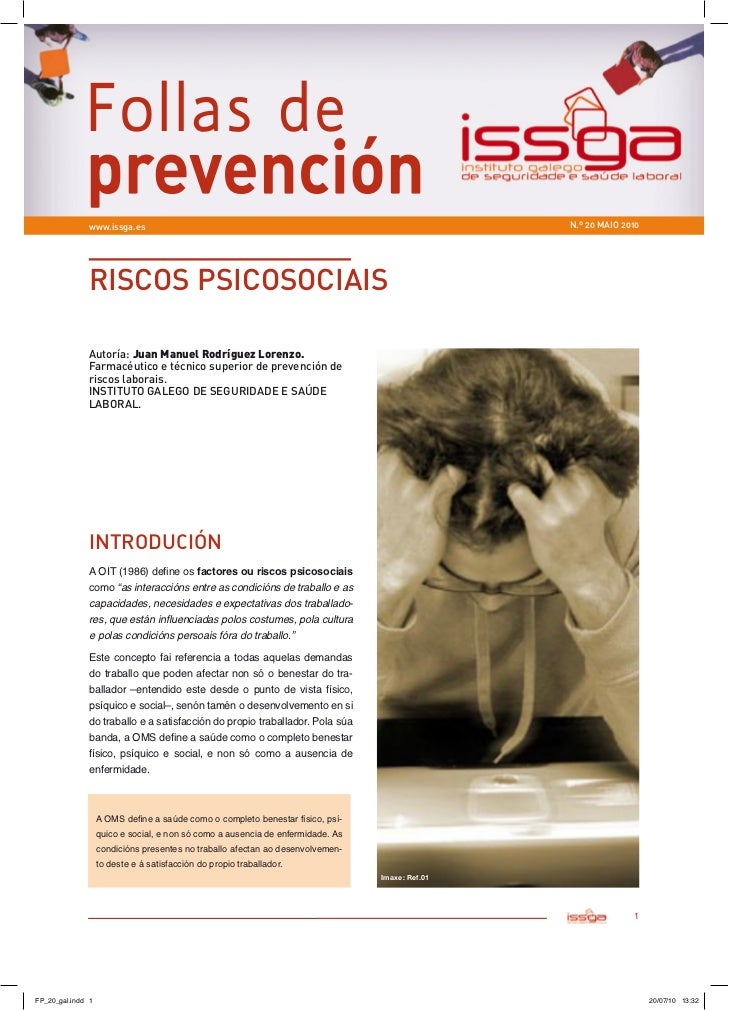 Follas de              www.issga.es                                                                       N.º 20 MAIO 2010...
