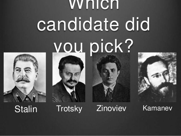 trotskys weakness and the rise to power of stalin The post of commissar for nationalities gave stalin little power, but it was the first step in his rise up through the ranks lenin remained impressed by stalin's work and continued to promote him further.