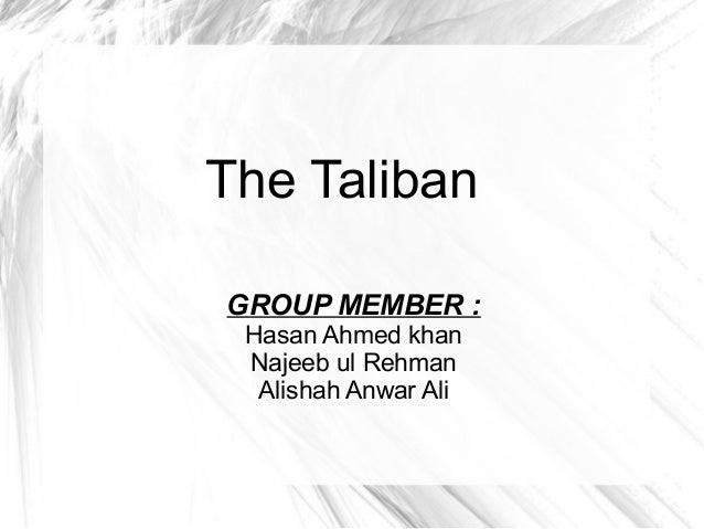 Rise of  taliban