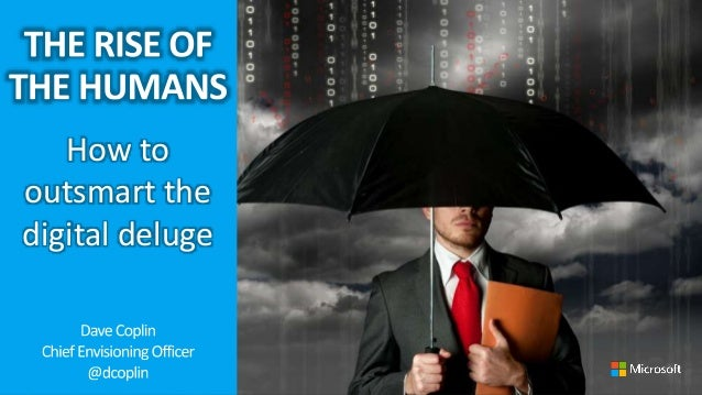 How to outsmart the digital deluge