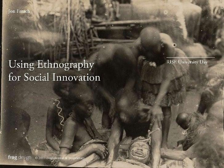 Rise using ethnography_jon_freach_final