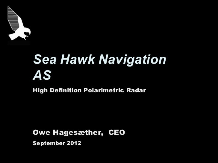 Sea-Hawk Navigation