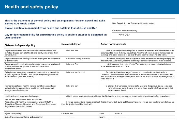 health and safety p3 risk assessment Sample principles of risk ssessment 2 contents index page 2 learning outcomes page 3 links to care quality commission (cqc) outcomes improve procedures and raise staff awareness of health & safety issues risk assessment is the key to good health and safety management.
