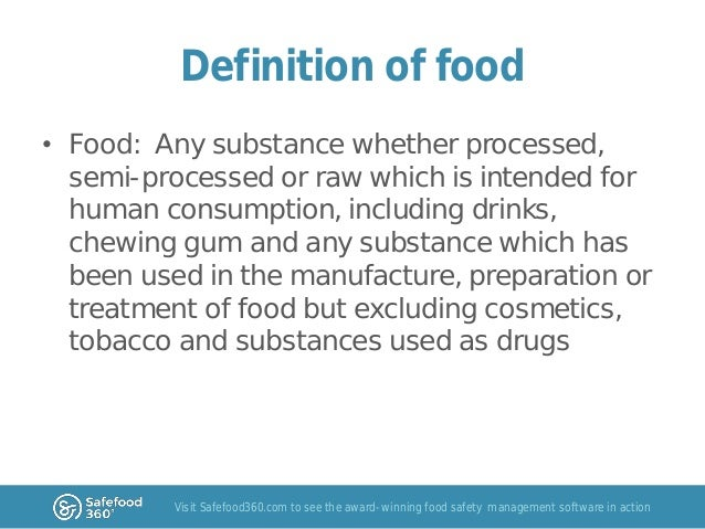 Food safety risk analysis part 1 for Cuisine meaning