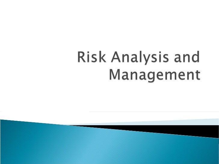   Risks are potential problem/uncertainty that might    affect the successful completion of a software project.   Risk ...