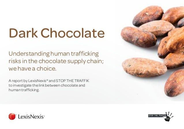 Risks in the chocolat supply chain