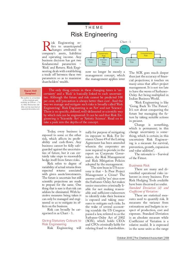 THEME                                                     Risk Engineering                                                ...