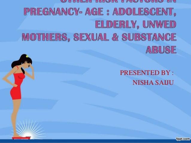 Risk factors in pregnancy