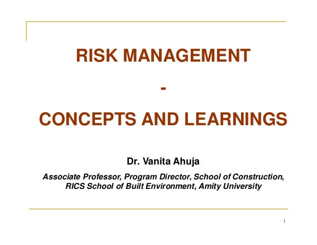 Risk Management and Insurance what subject to study at university