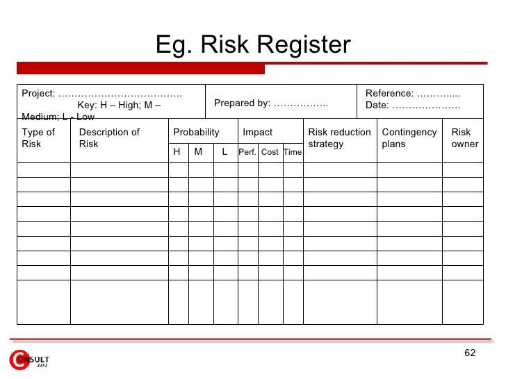 Project Risk Register Template eg Risk Register Project ItKnXEL6