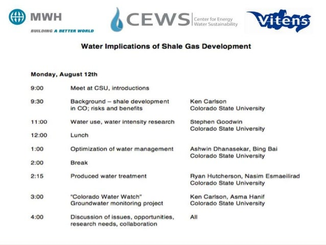 What Is Acceptable Shale Oil and Gas Development?