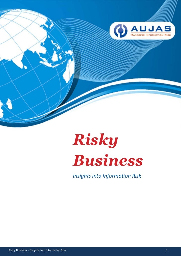 Risky Business Ebook