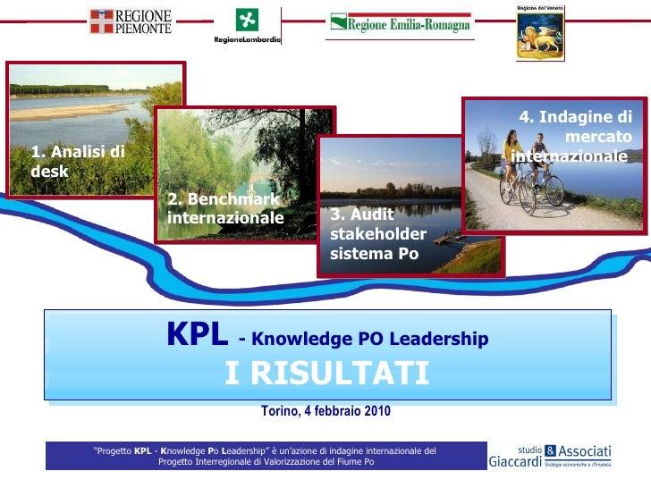 Risultati Ricerca Turismo Fluviale Kpl Seminario