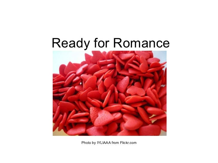 Ready for Romance Award Winning Titles