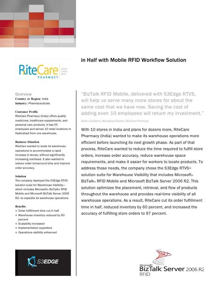 Microsoft BizTalk Server                                               Customer Solution Case Study                       ...