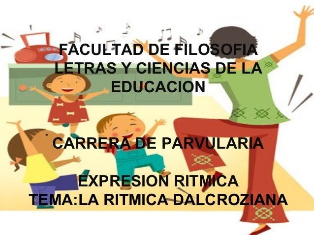 UNIVERSIDAD CENTRAL DEL        ECUADOR  FACULTAD DE FILOSOFIA  LETRAS Y CIENCIAS DE LA       EDUCACION  CARRERA DE PARVULA...