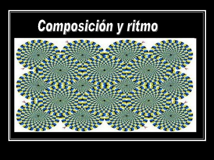 Composición y ritmo
