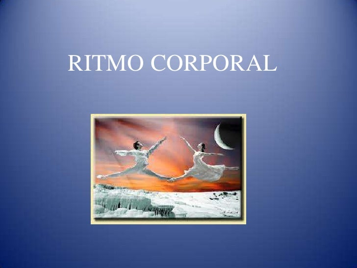 RITMO CORPORAL