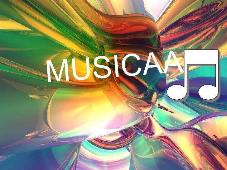 MUSICAA<br />