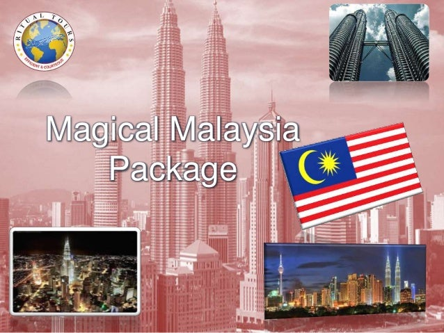 Magical Malaysia Package
