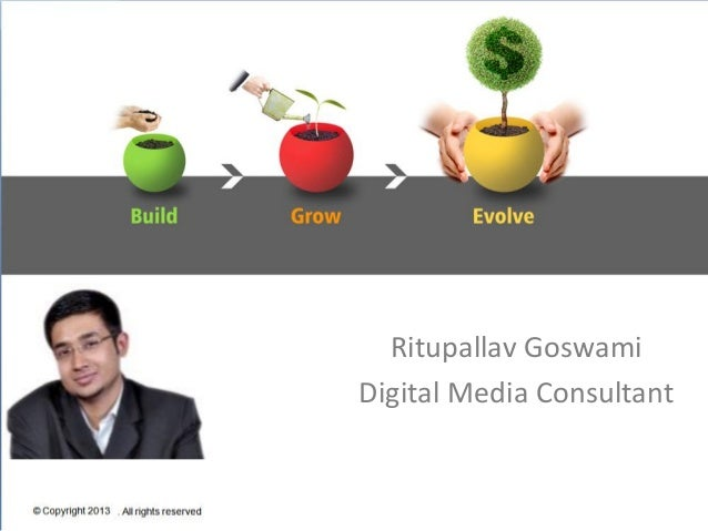 Ritupallav Goswami Digital Media Consultant