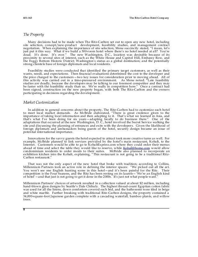 Essay about hilton hotel