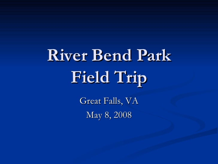 River Bend Park