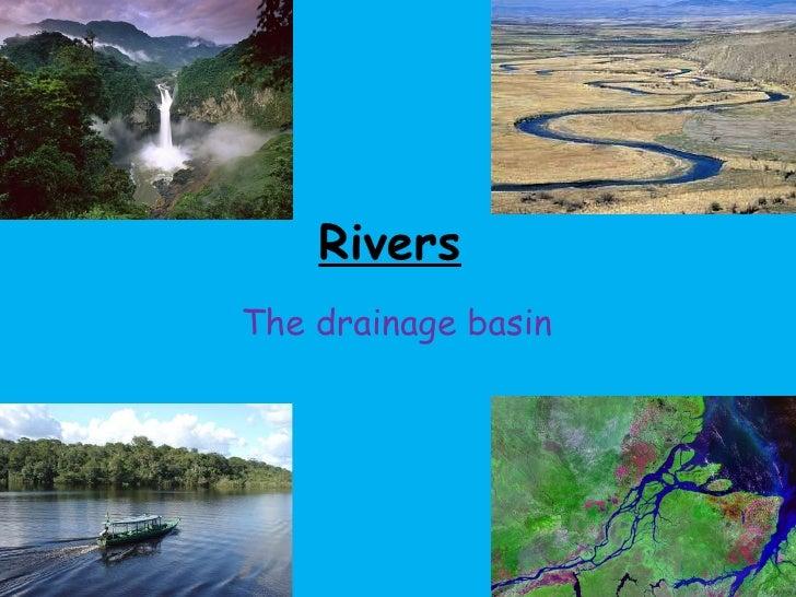 Rivers Drainage Basin