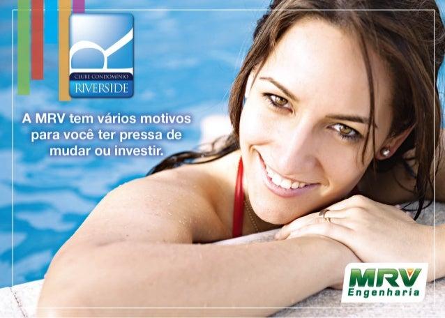MRV Folder Riverside | Rio de Janeiro - RJ