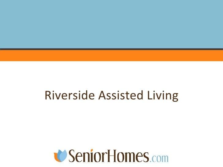 Riverside Assisted Living