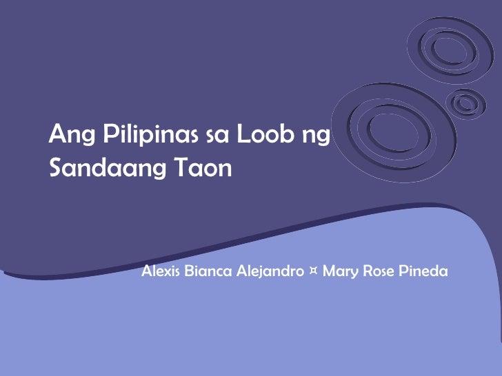 Rizal-alez & maroz