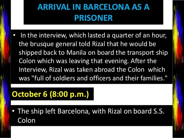 Segunda Katigbak: Jose Rizal's First Love