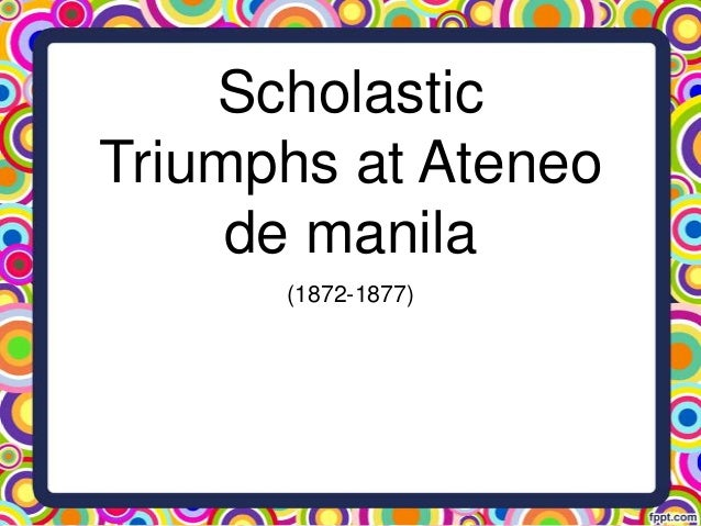 How to get in ateneo de manila university? What should i study for? What are the techniques?