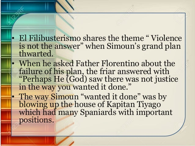 summary of noli me tangere and el filibusterismo essay Free essays on term paper about noli me tangere essay antoinette gentile- 260537380 mga nobela ni rizal na noli me tangere at el filibusterismo.