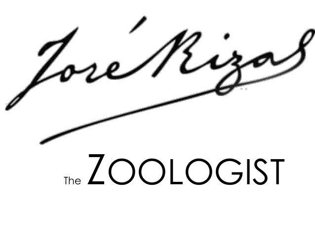 Jose Rizal as an Anthropologist
