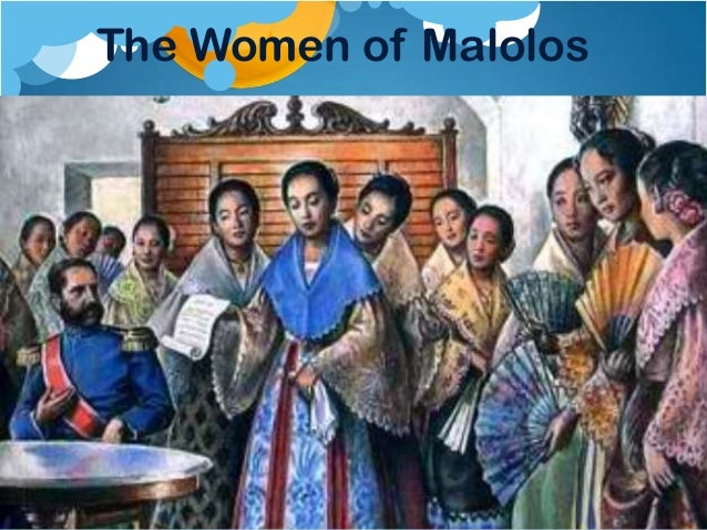 plot summary to the young women of malolos by rizal Reaction: to the young women of malolos essaysthis letter, written by rizal in response to the request of mh del pilar, while he was residing in paris, was about the courageous actions of twenty young women of malolos.