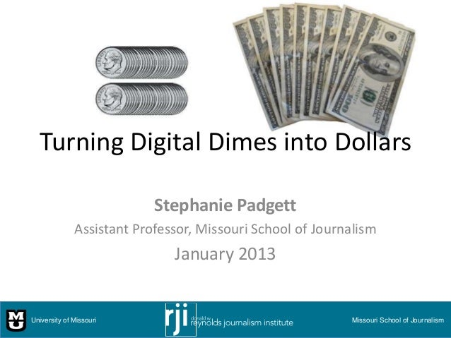 RJI digital dimes