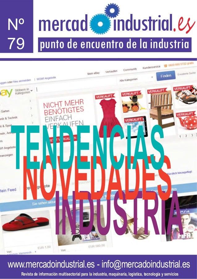 Revista Mercadoindustrial.es Nº 79  Enero 2014