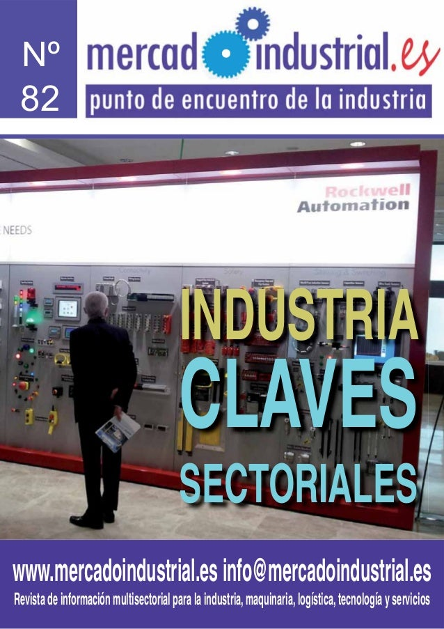 Revista Mercadoindustrial.es Nº 82 Abril 2014