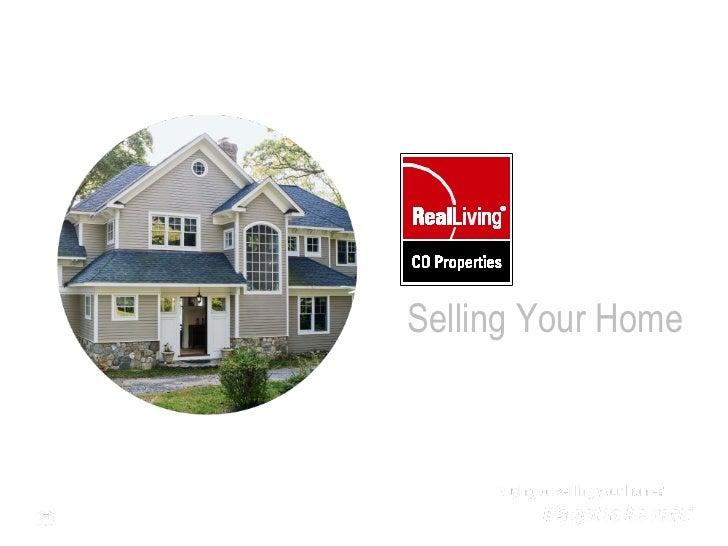 Real Living CO Properties Seller Presentation