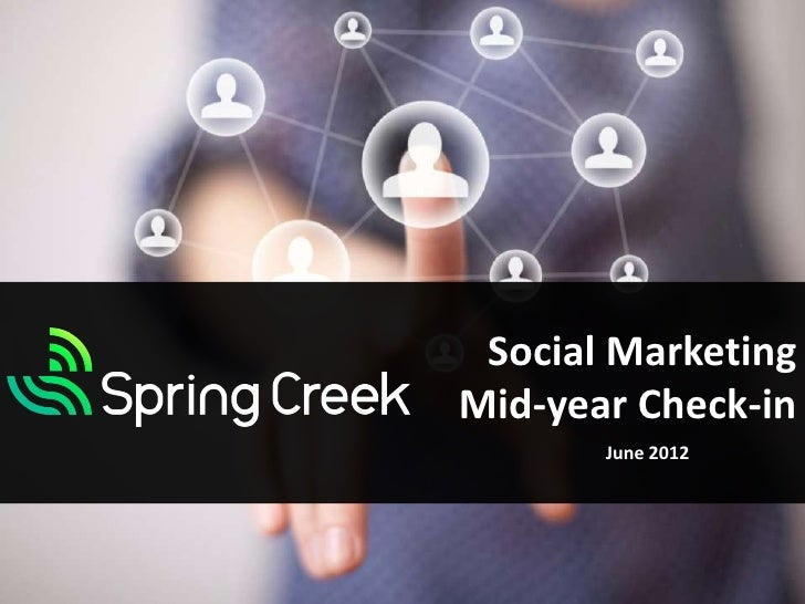 Social Marketing Mid-year Check-in