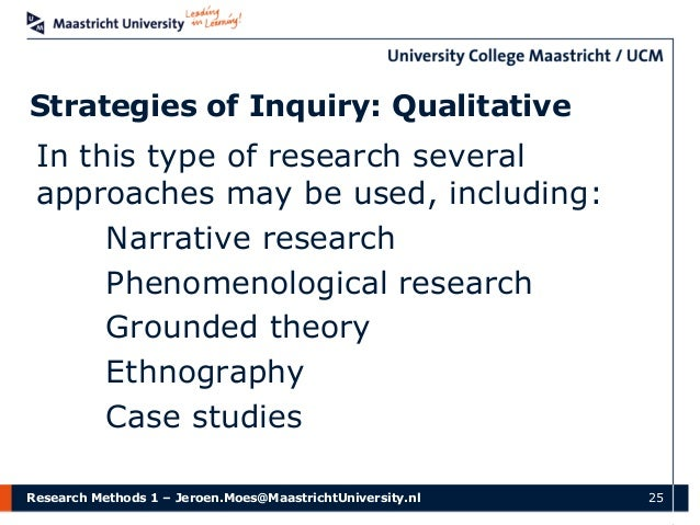 The Case Study Method: A Case Study - University of