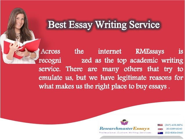 Essay writing service reviews