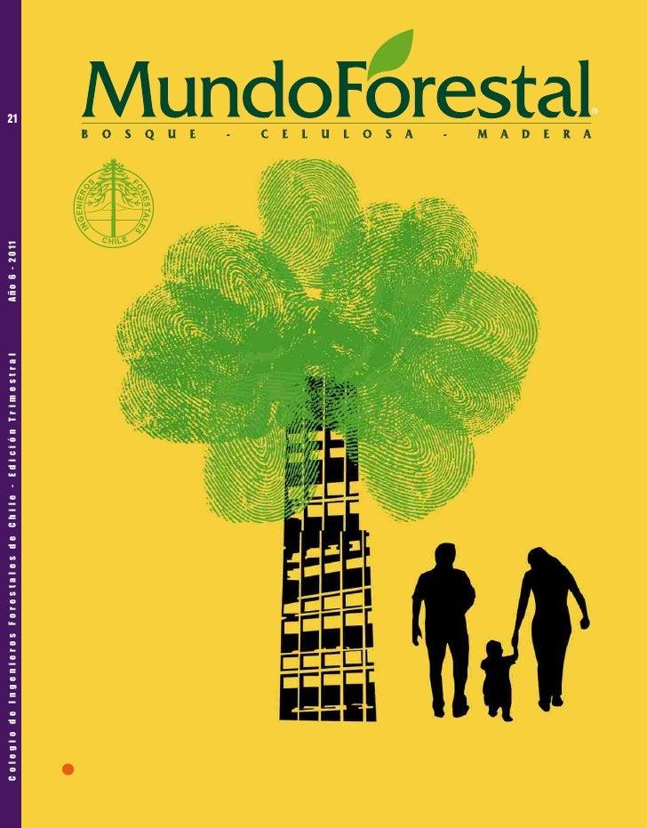 Revista Mundo Forestal n ° 21