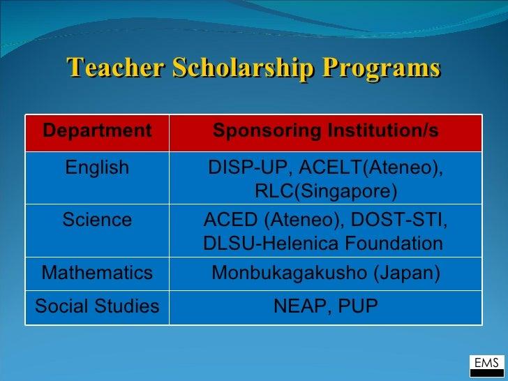 programs of ramon magsaysay Service programs to further nation building and national  san ramon campus normal road, huswagan,  pampanga ramon magsaysay technological university.