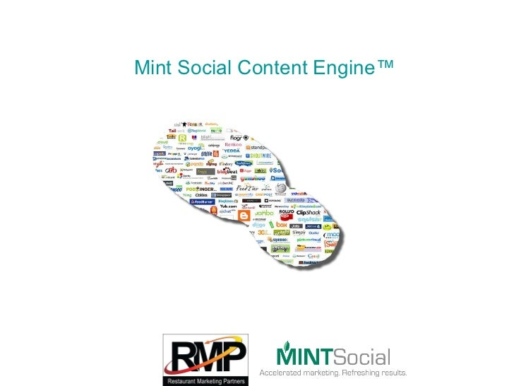 Mint Social Content Engine™