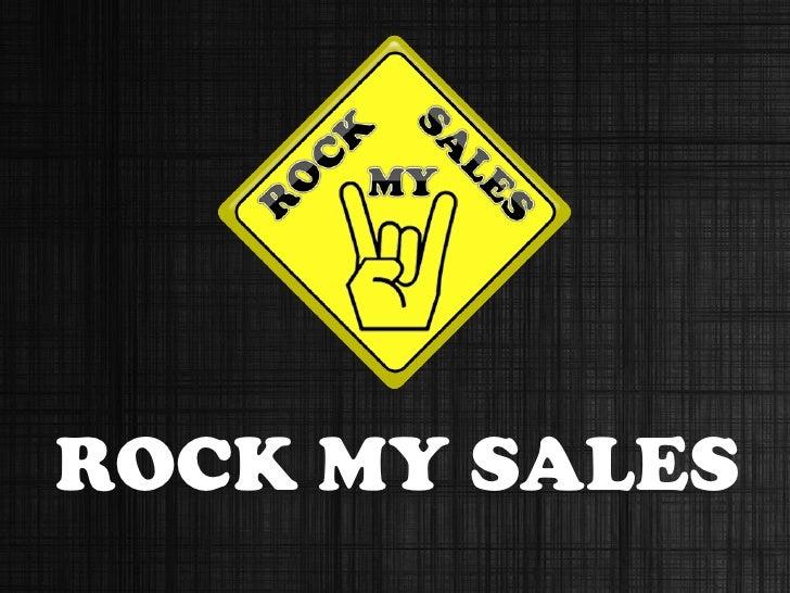 ROCK MY SALES